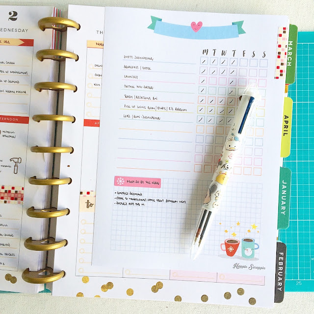 picture regarding Free Happy Planner Inserts named Pleasure is Spy