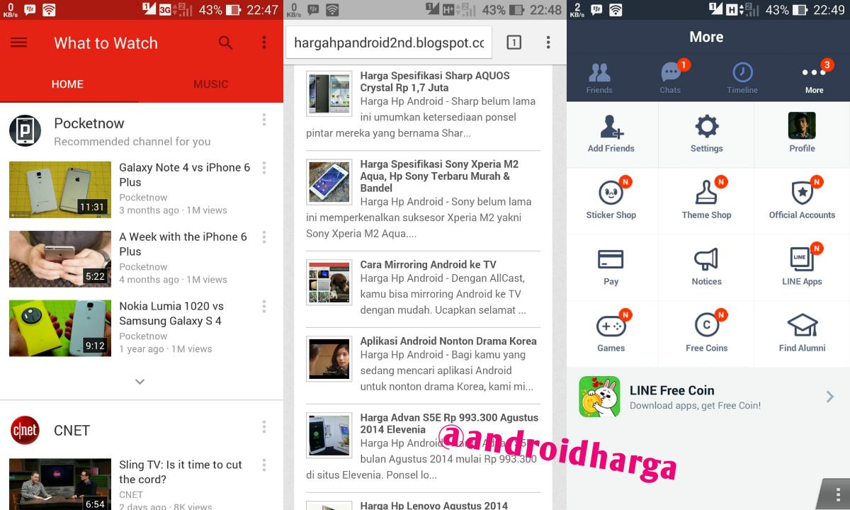 Cara Mengubah Status Bar Android Menjadi Transparan