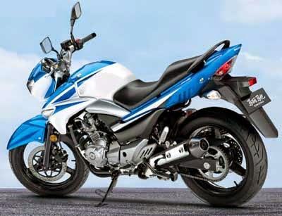 Suzuki GW250F: Inazuma versi Fairing Ramaikan Persaingan