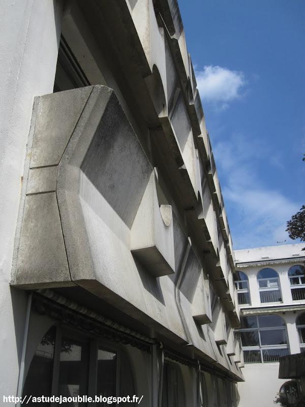 Marans - Maison de retraite d'Aligre  Architecte: