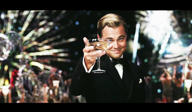 great gatsby and drink