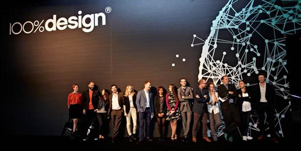 100% Design (ロンドン・デザイン見本市)