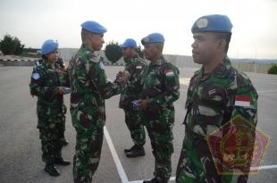 Indobatt Kembali Berprestasi dalam Kejuaraan Menembak UNIFIL
