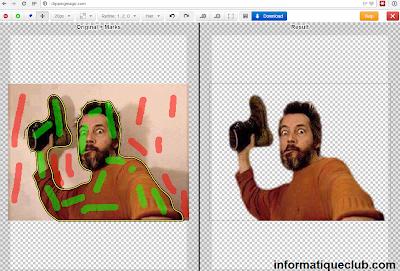 حذف الخلفية من الصور بطريقة سهلة