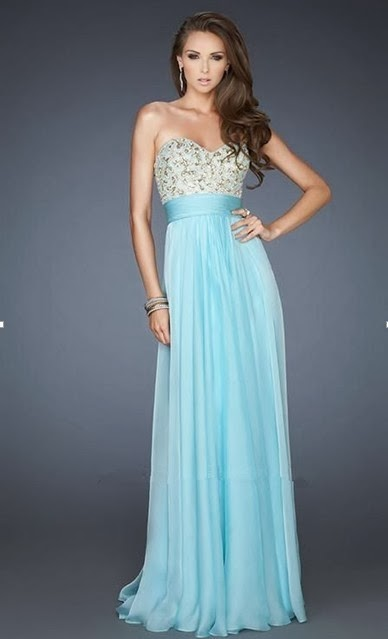 Magic Prom Party: How to Get A Classic Prom Dress