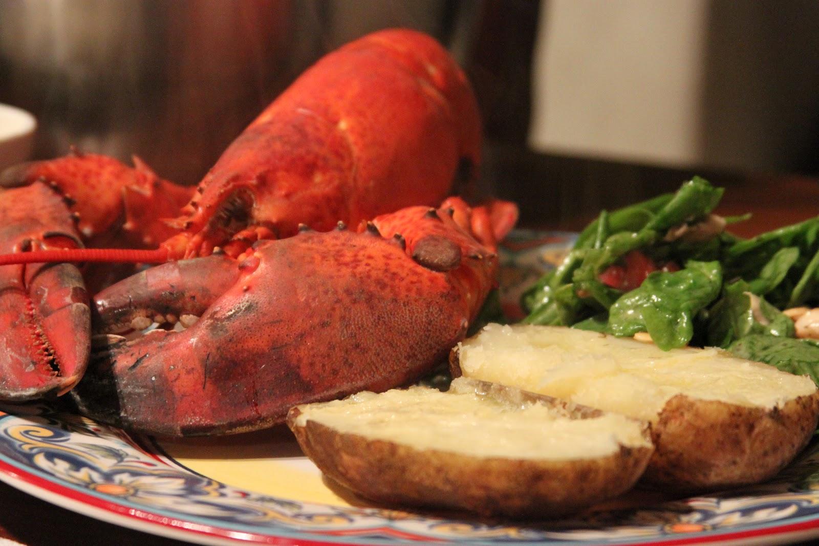 Everyday Foodie: Lobster Hot Tub