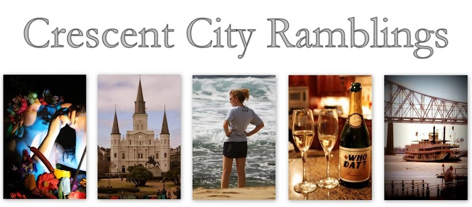 Crescent City Ramblings