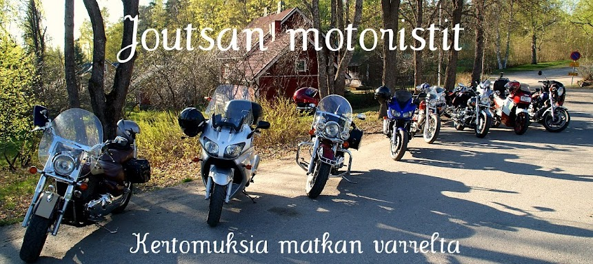Joutsan motoristit