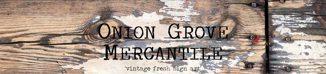 Onion Grove Mercantile
