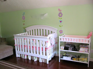 Somewhere Only We Know Little Lady S Nursery Pics