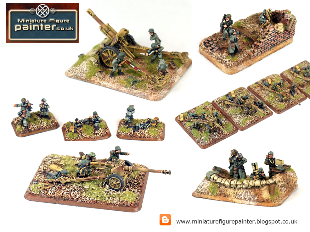 15mm ww2 painting
