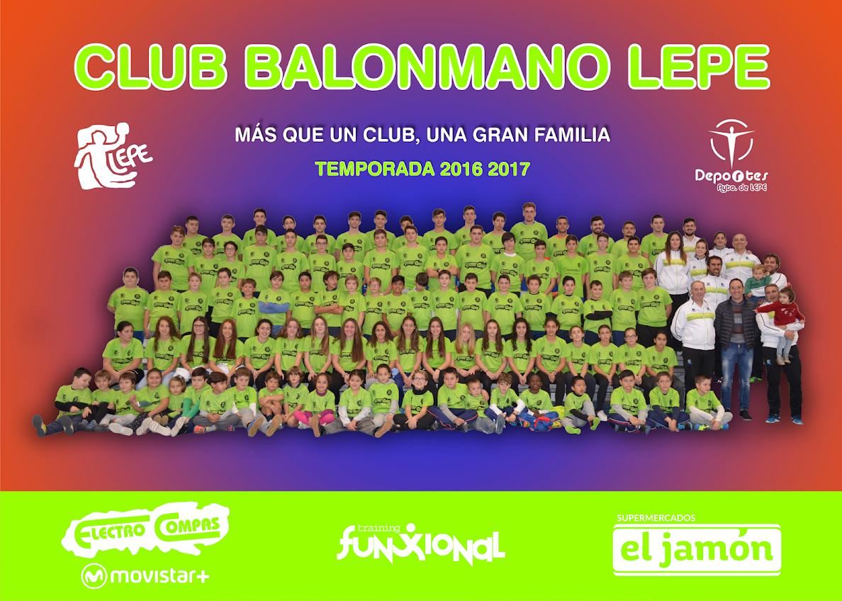 CLUB BALONMANO LEPE