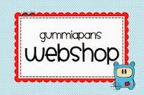 Gummiapans webshop