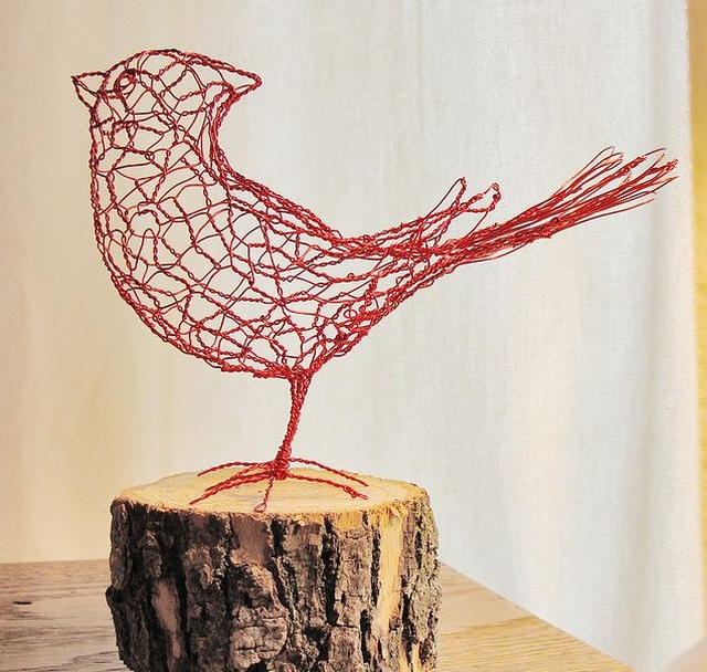 3doodler amazing 3d printing pen cool things for How to make a 3d bird sculpture