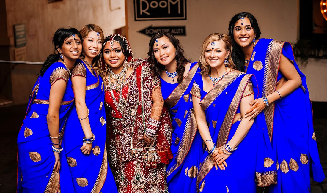 Monica and Dhir's Real Seattle Hindu Wedding