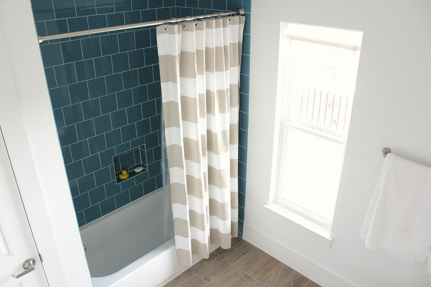 Dropcloth Shower Curtain – MADE EVERYDAY