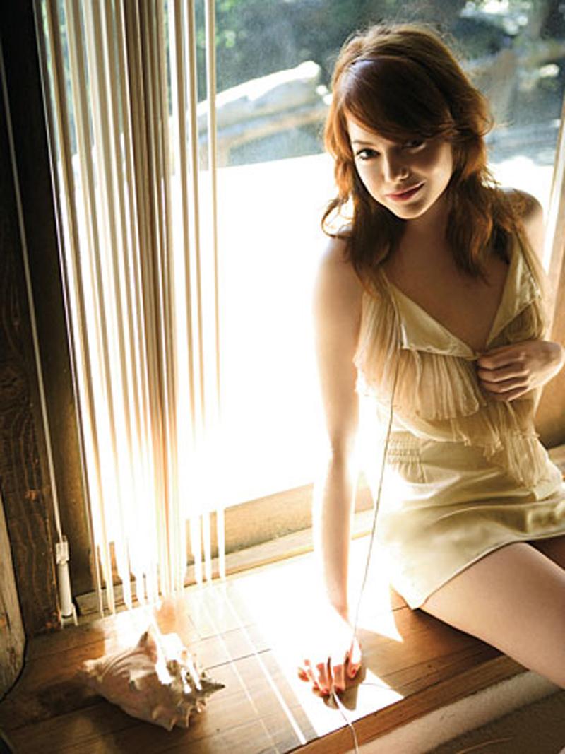 Emma Stone Emma Stone Booty Pics