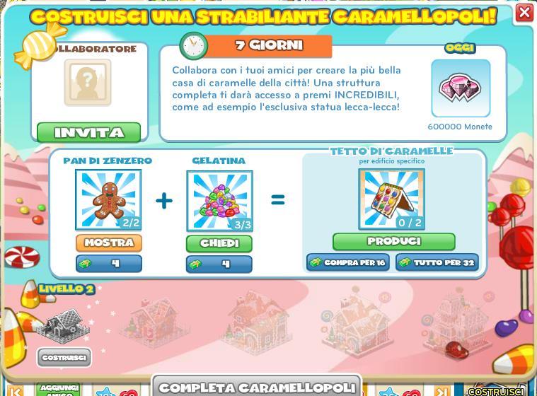 Obiettivo casa di caramelle blog di testlupymega for Casa di caramelle
