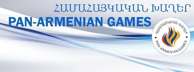 Στους έκτους Παναρμενικούς Αγώνες του Ερεβάν η Αρμενική Θεσσαλονίκης-Η αποστολή της ομάδας