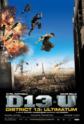 Banlieue 13: Ultimatum Poster