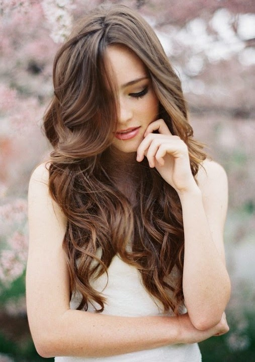 wedding hairstyles for long hair down fashion designer 2012