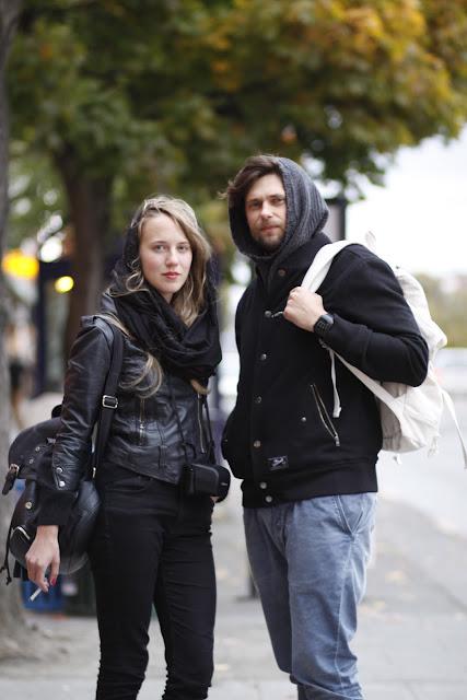 Monica Przychodzen Mateusz Szymanski Ballard Seattle Street Style Poland Fashion