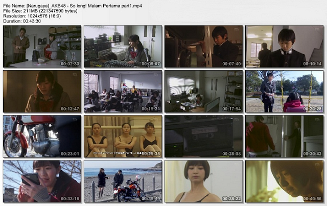 Screenshot AKB48 So Long! Part1