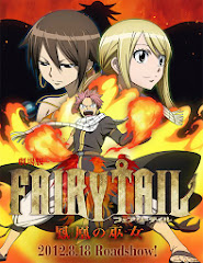 Fairy Tail: la Doncella del Fénix (2012)