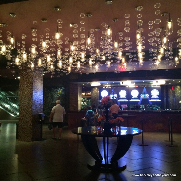lobby of Downtown Grand Hotel in Las Vegas, Nevada