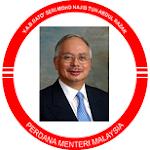 PERDANA MENTERI MALAYSIA YANG KE-6 : Y.A.B. DATO' SERI NAJIB RAZAK