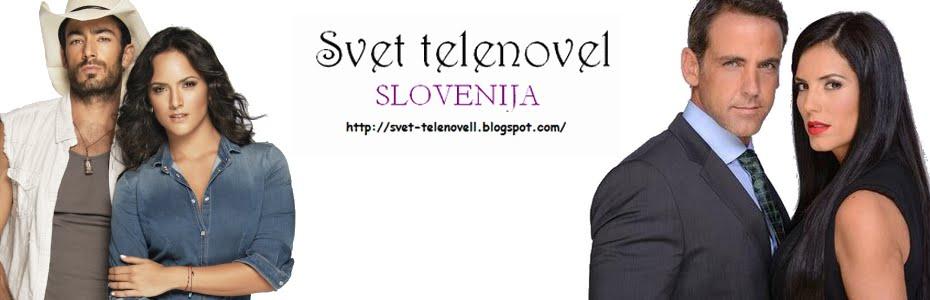 Svet telenovel Slovenija