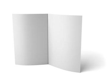 Blank Brochure Template
