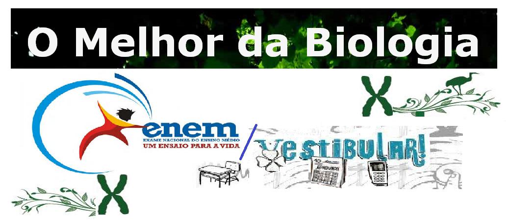 Biologia no ENEM/Vestibular