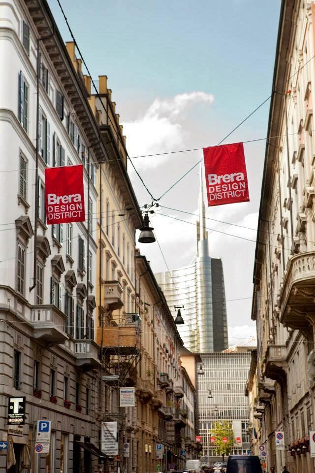 Milanopostlink brera design district 2014 be district for Brera district