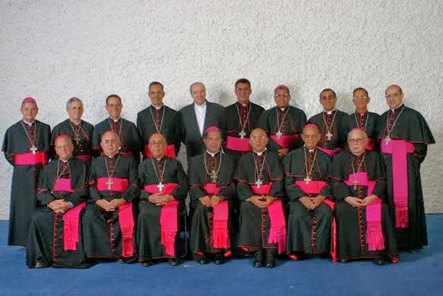 Los obispos de nuestra Iglesia en RD