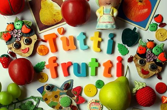 Tutti Frutti op dinsdag