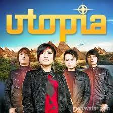 Lirik Lagu Utopia - Antara Ada Dan Tiada