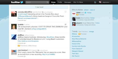Tweets promovidos