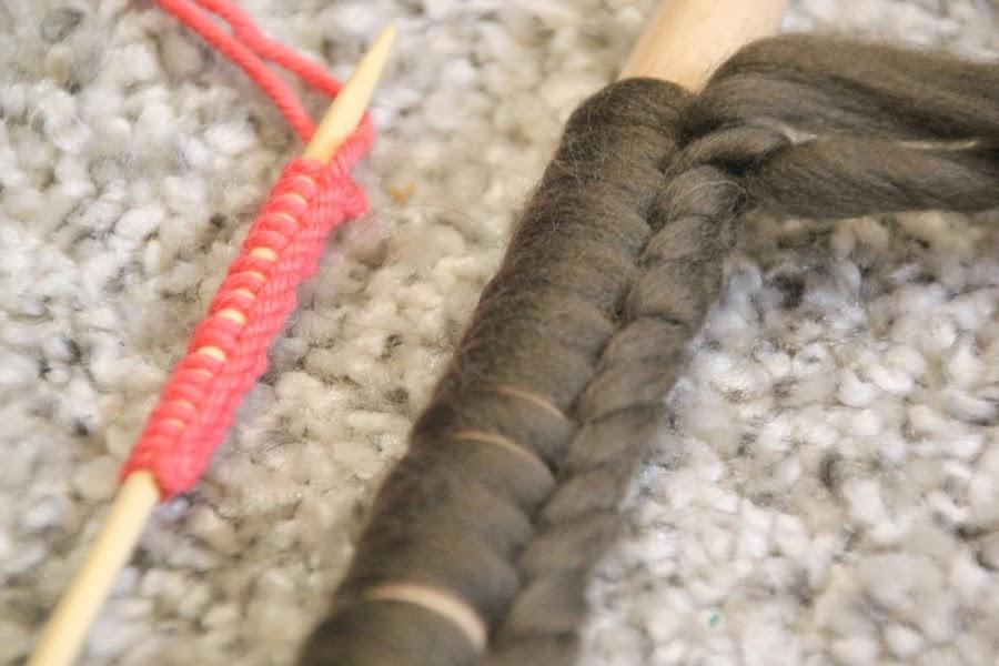 Curso online gratis: aprende a tejer con dos agujas