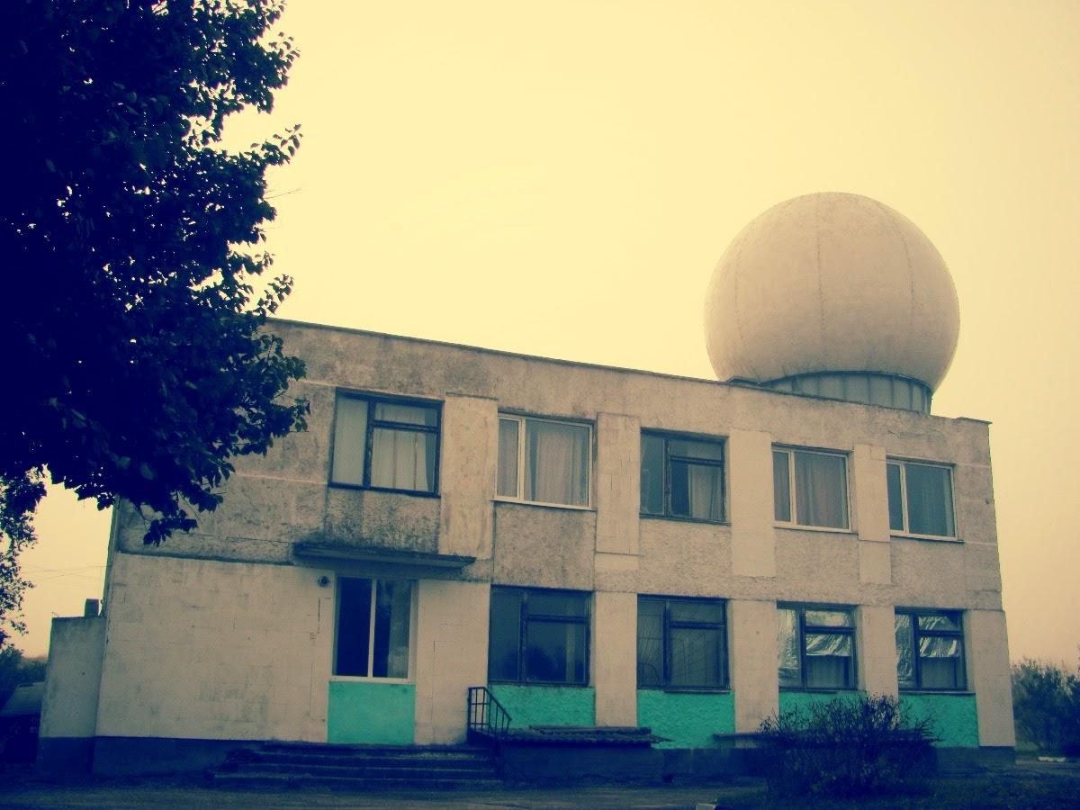 Метеорологическая станция в Крыму