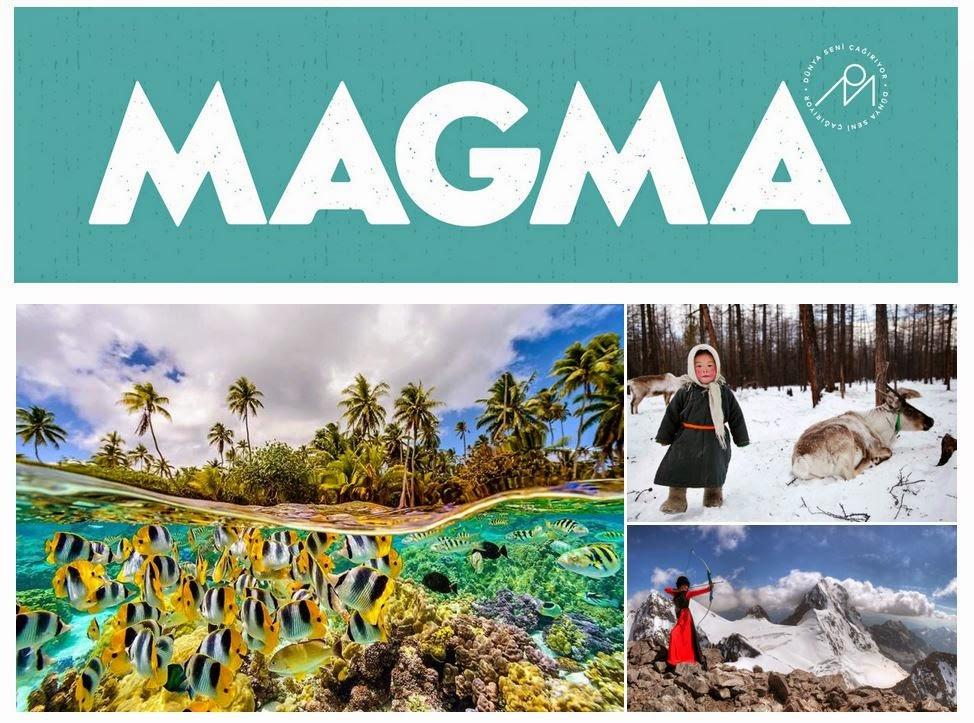 Magma Dergisi'ne abone ol!