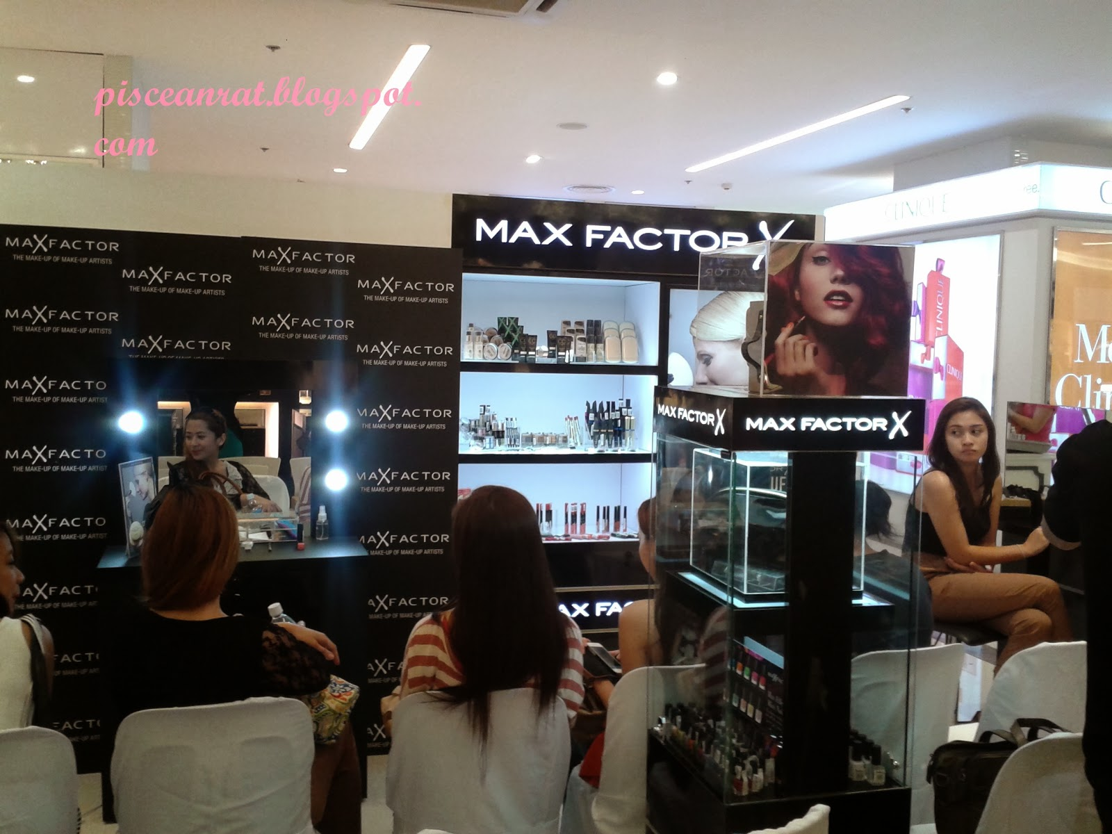 bdj max factor soiree