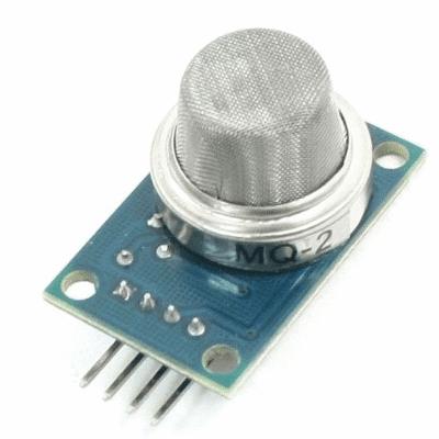 Sensor Gás e Fumaça MQ-2