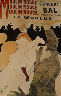 Cartel del Moulin Rouge