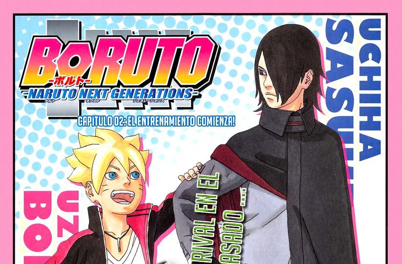 Boruto Manga 2 Español