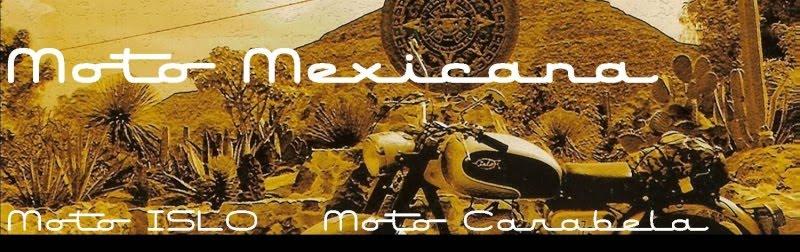 moto mexicana