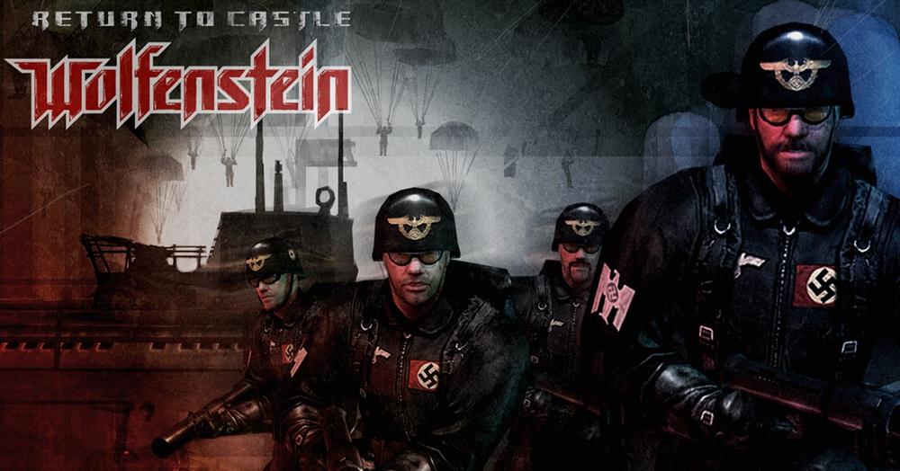 Return to Castle Wolfenstein Download Poster