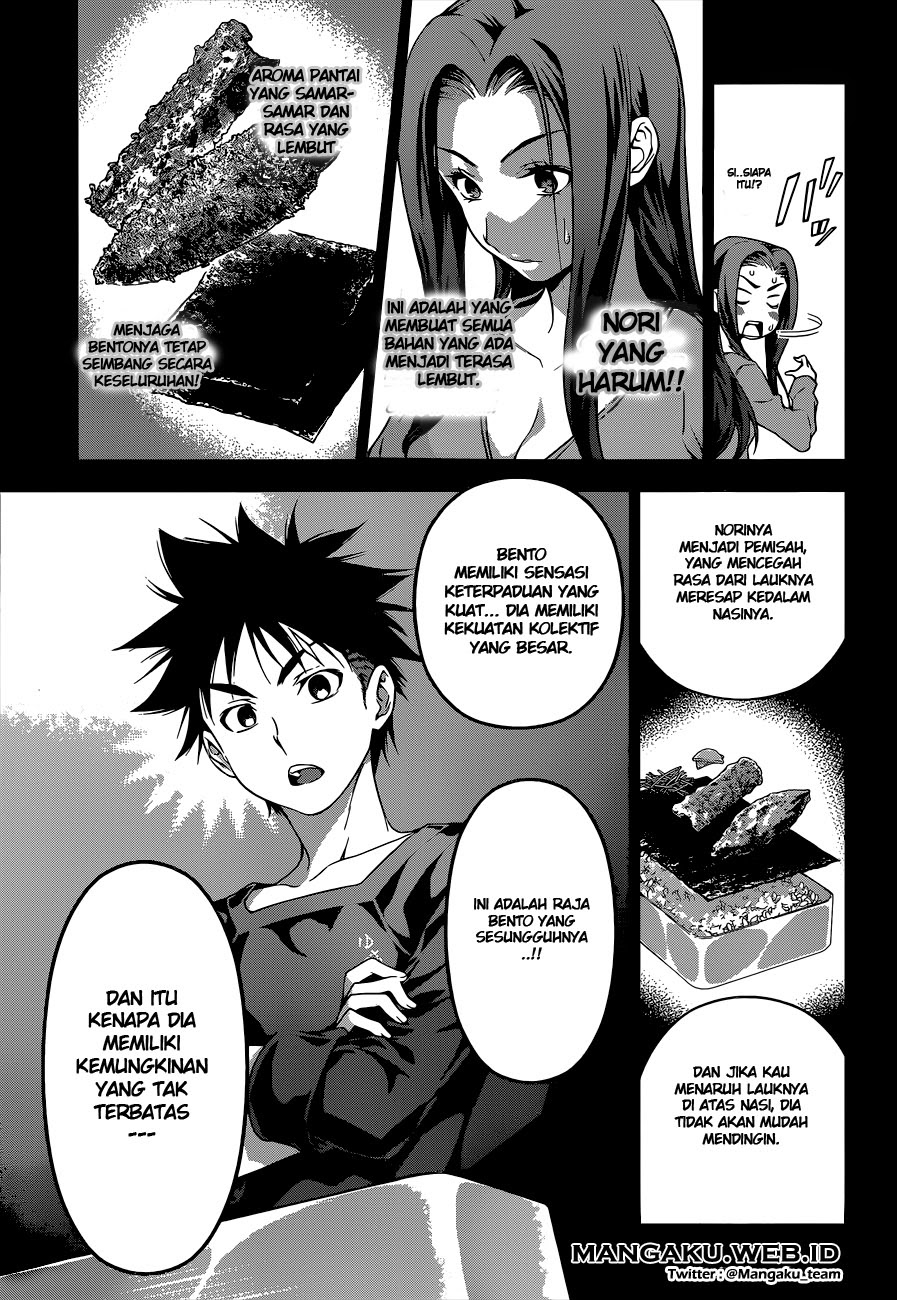 Shokugeki no Souma Chapter 63-13