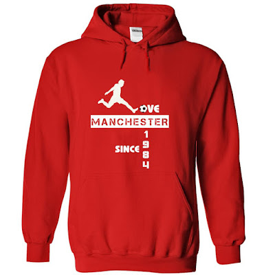 Love Manchester Since 1984