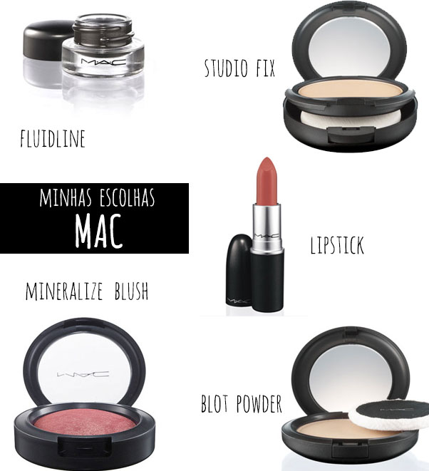 MAC Maquiagem Makeup New Price Novos Preços